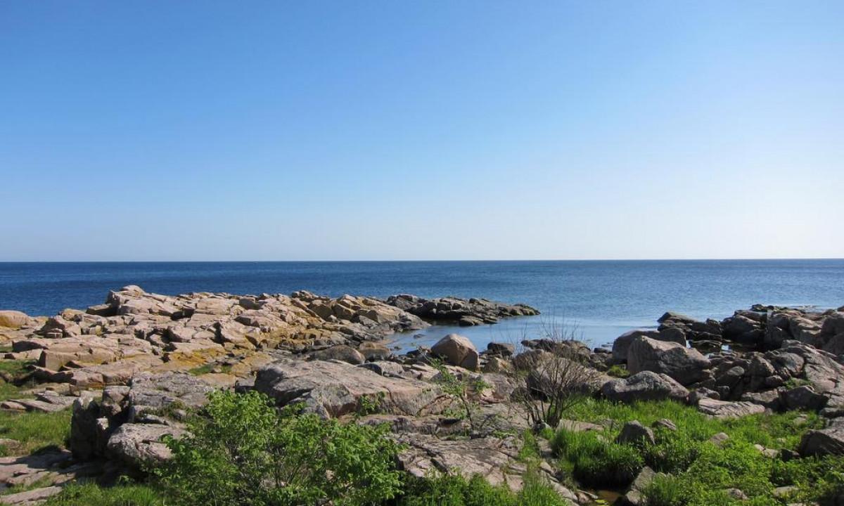 Romantik Ferielejligheder - Udsigt over klipperne