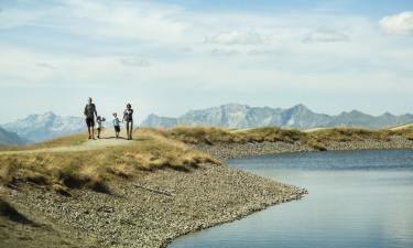 Udflugter og oplevelser omkring Katschberg