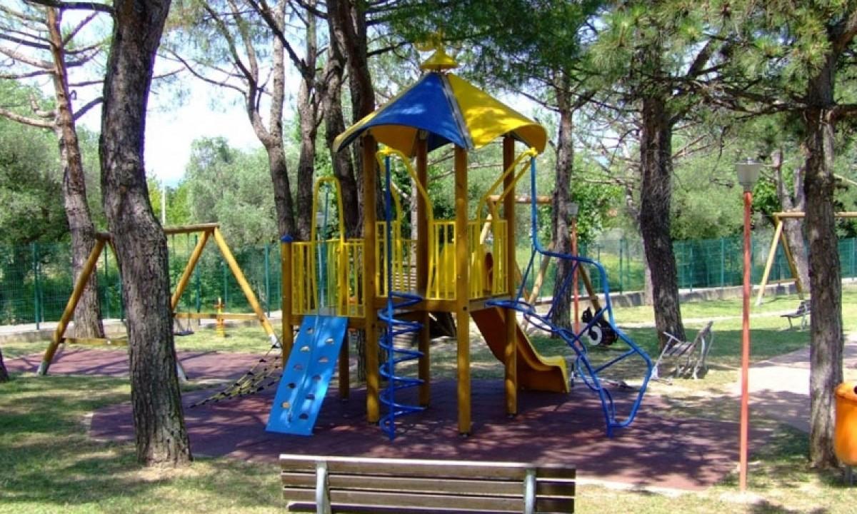Legepladsen på Park Delle Rose