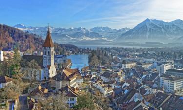 Campingurlaub in Schweiz
