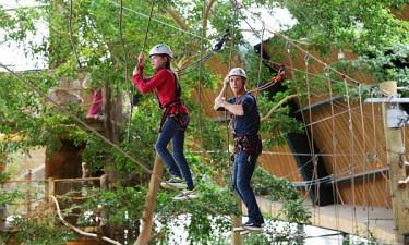 Aktiviteter og indendørs klatreland