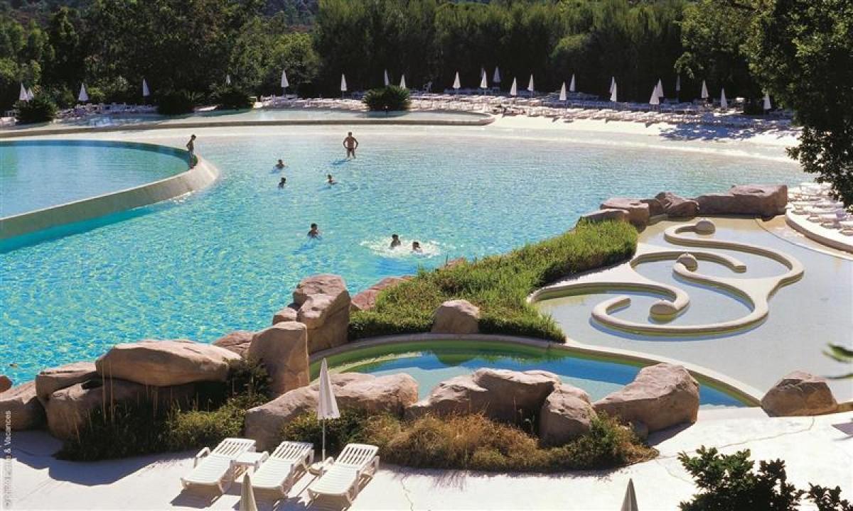 Les Restanques du Golf i Côte d'Azur - Swimmingpoolomraade