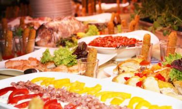 Bestil morgenmad, halvpension eller all inclusive