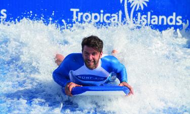 Nyhed! Tropisk surfbane - Pororoca