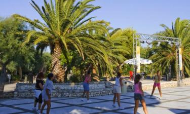 Sport Camping Torre Rinalda in Apulien