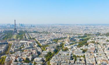 Hovedstaden Paris i Frankrig