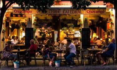 Prøv det andalusiske køkken