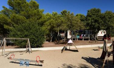 Mange faciliteter til børn
