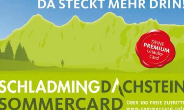 Schladming - Dachstein sommerkort