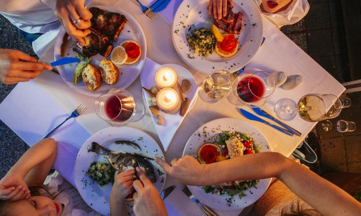 Zaton Holiday Resort - Restaurant - Kroatiske retter