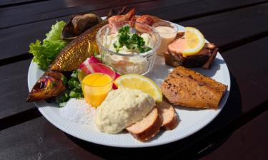 Spis godt på Bornholm