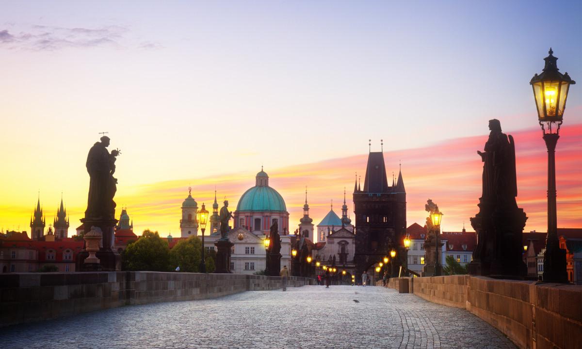 Aquapalace - På oplevelse i Prag