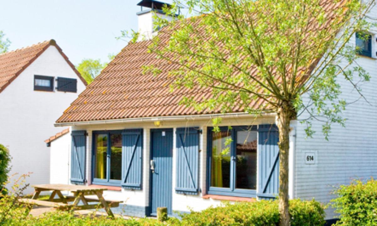 Oostduinkerke aan zee - Et hyggeligt feriehus