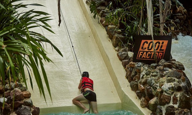 Het Heijderbos - Cool Factor i badelandet