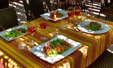 Restaurant med take-away og a la carte