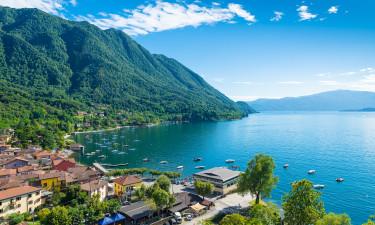 Camping nad jeziorem Maggiore