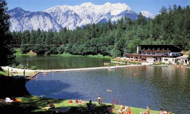 Camping Natterer See - Campingplads i Tyrol, Oestrig