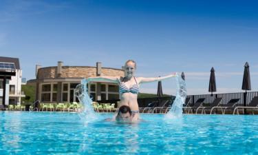 Glæd jer til skønne bademuligheder for hele familien