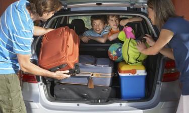 Kør-selv ferie til Frankring