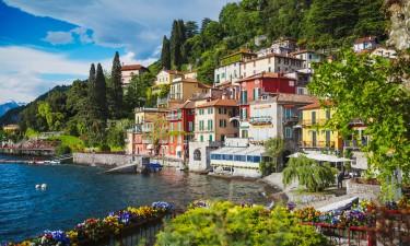Læs mere om ferielejligheder ved Comosøen her...