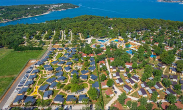 Camping Lanterna in Istrien