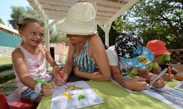 Sjove aktiviteter for alle og miniklub for de små