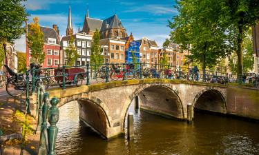 Tæt på hovedstaden Amsterdam!
