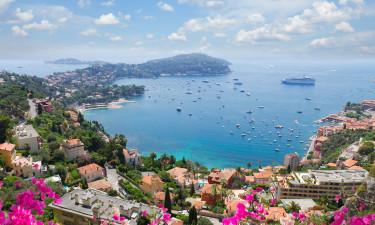 Camping de luxe sur la Côte d'Azur