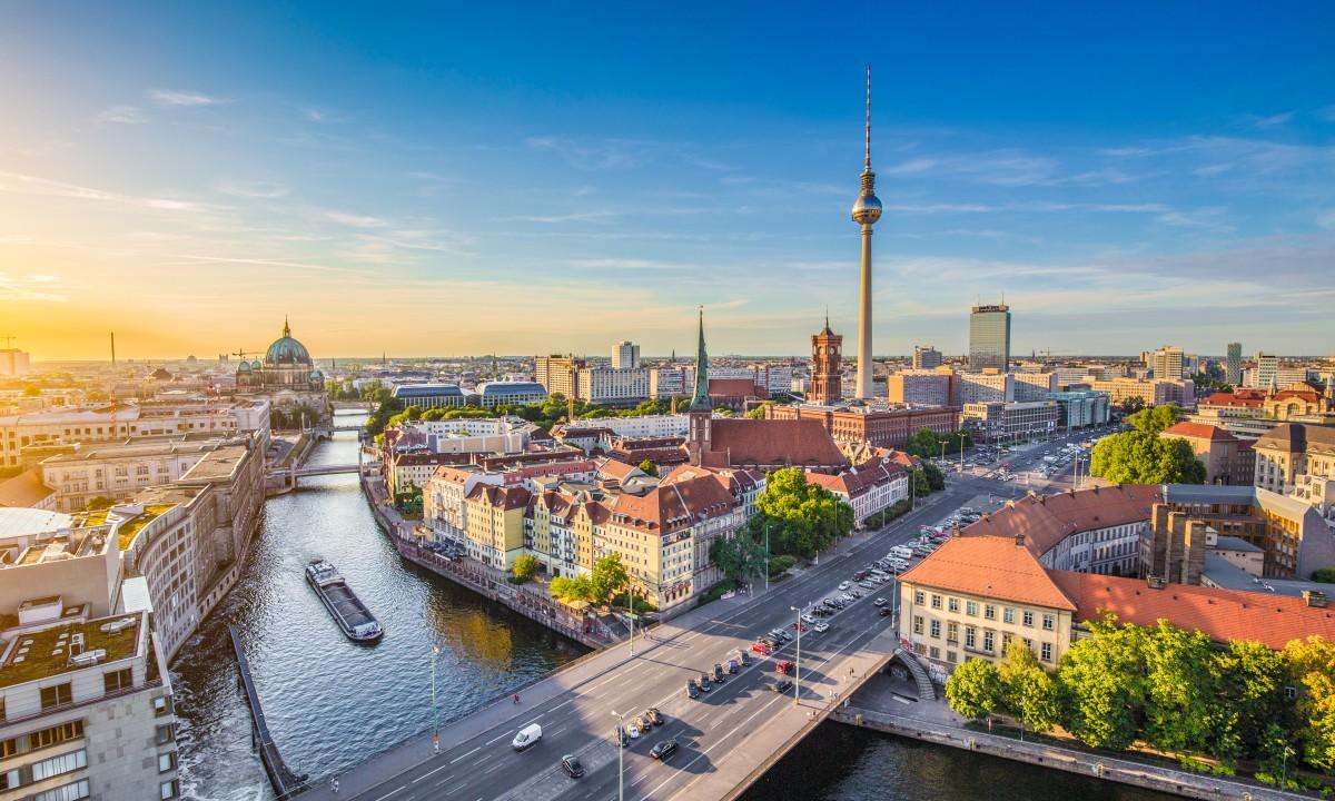 Berlin i Tyskland