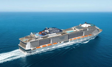 MSC Seaview - for hele familien