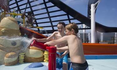 Hvorfor tage på cruise med børn?