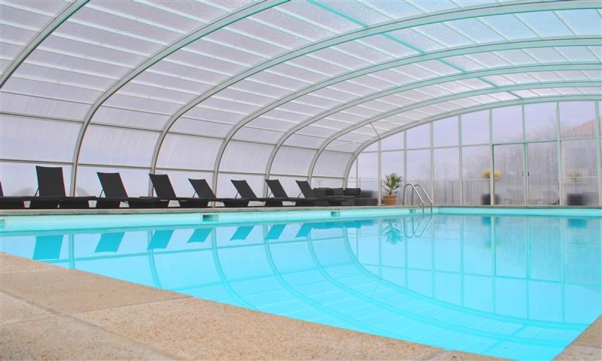 Storloekke Feriepark pool