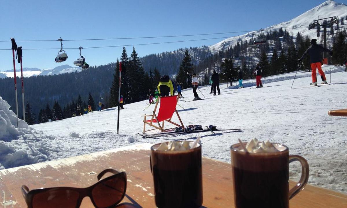 Flachau - By med stort skiområde