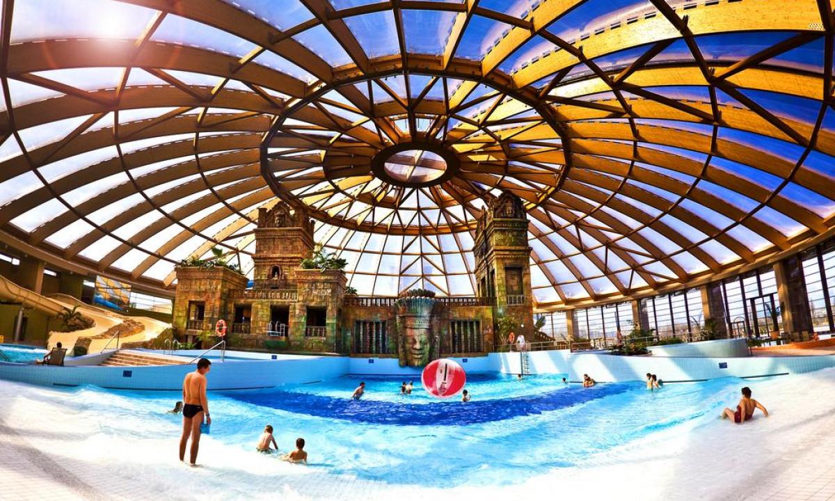 AquaWorld Resort - Kæmpe tropisk badeland