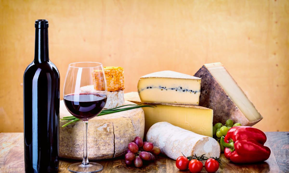 Fransk mad og vin