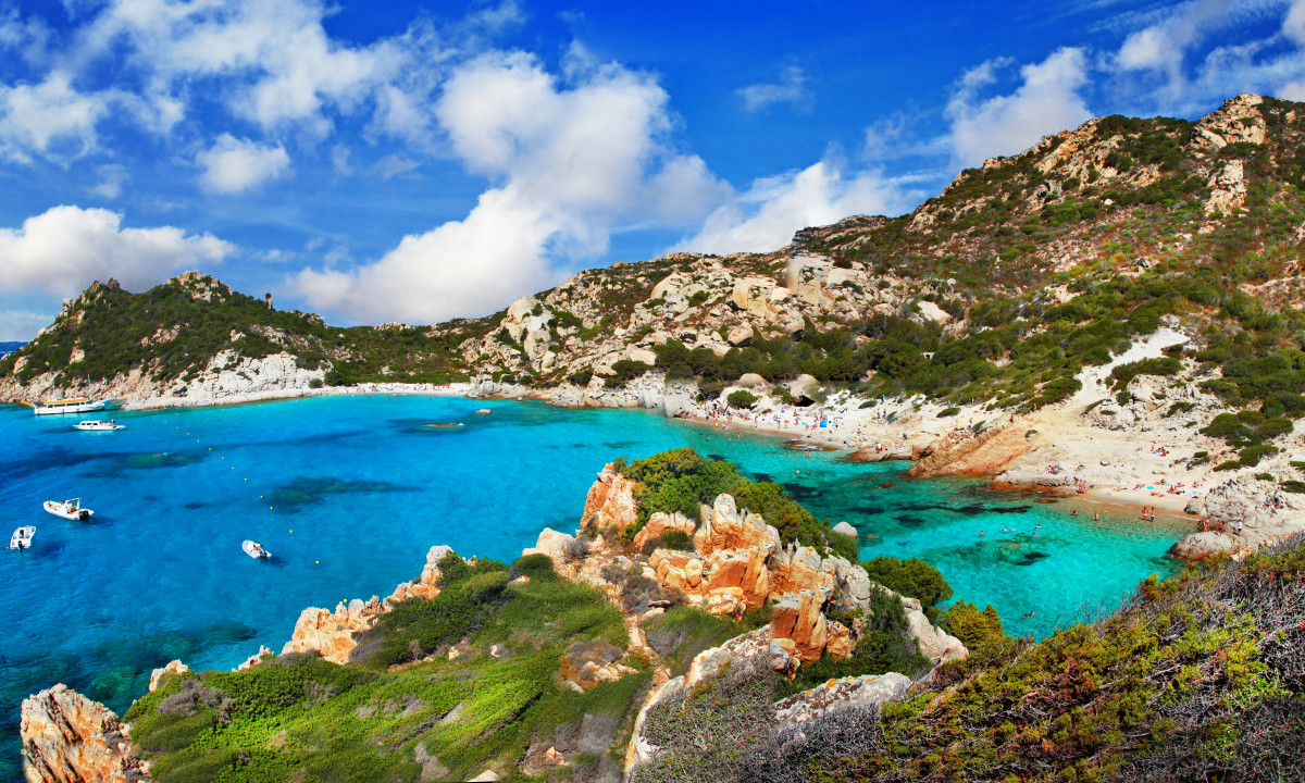 La Maddalena - Øens krystalklare vand