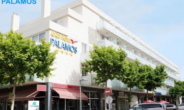 Ferielejlighederne på Palamos Studios