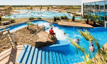 Tropical Islands - Stort udendørs poolområde