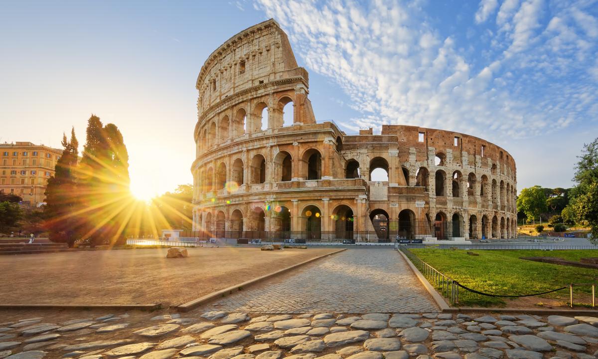 Collosseum i Rom
