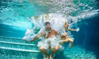 Skønne muligheder for badning og afslapning
