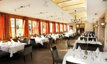 Gastronomisk eventyr på Sporthotel Wagrain