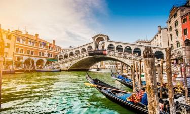 Den smukke by Venedig