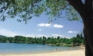Egen badesø og nyt poolområde