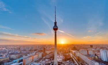 Berlins seværdigheder
