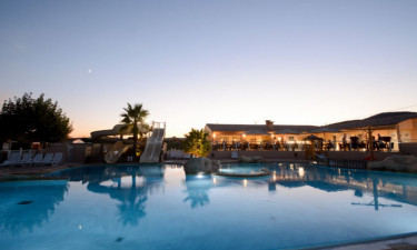 Pool La Pinède an der Côte d'Azur