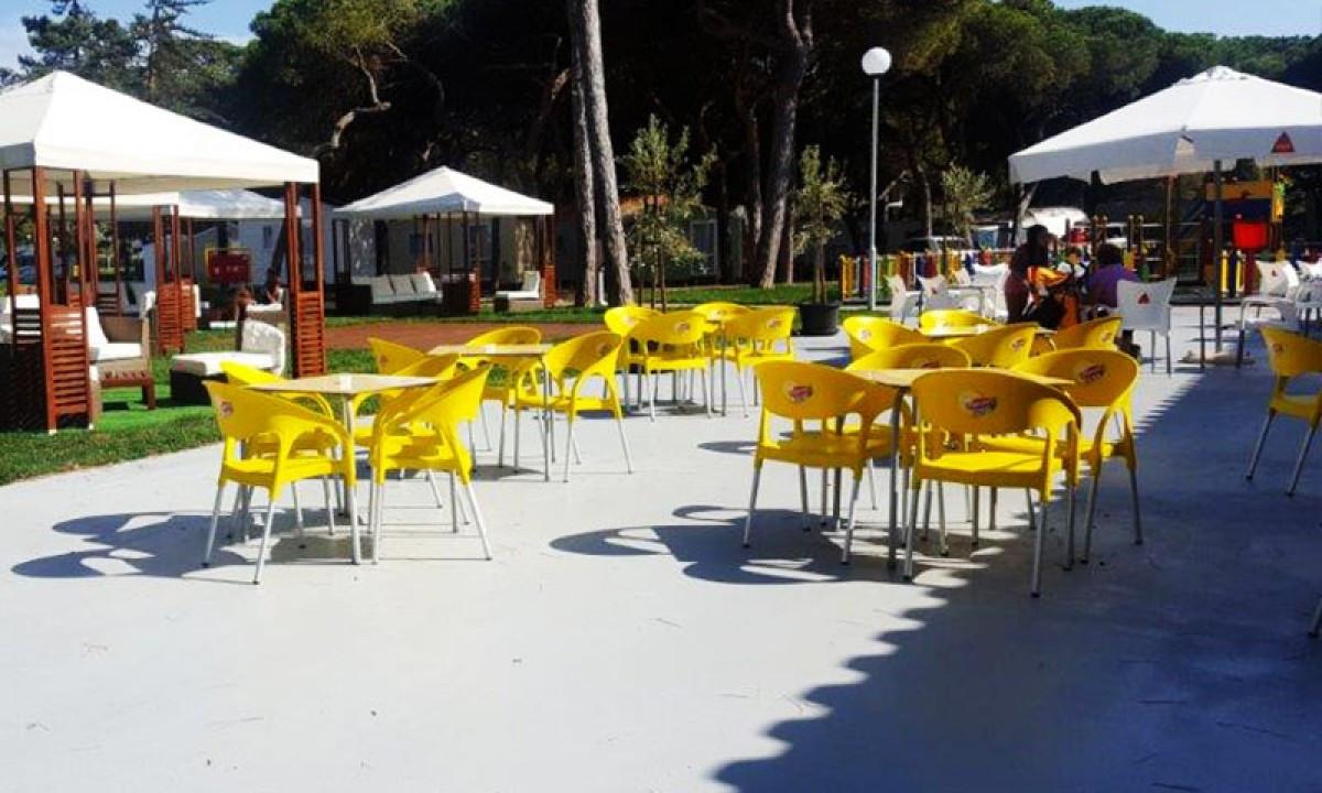 Restaurant paa Camping Costa da Caparica
