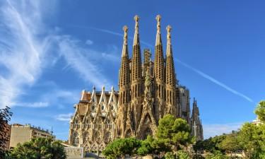 Hovedbyen i Catalonien, Barcelona
