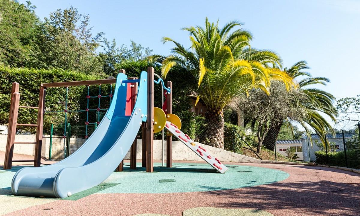 Legepladsen for børn