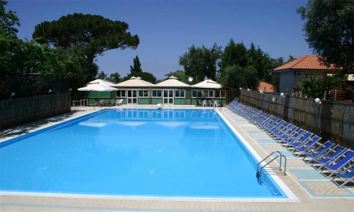 Costa Alta - Poolområdet