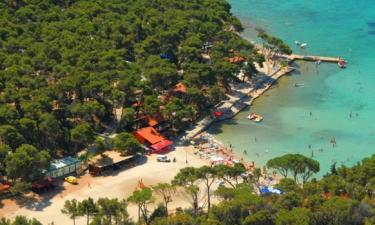 Luxus-Camping Dalmatien